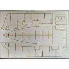 231/2 Лазерная резка к модели #231 Верный