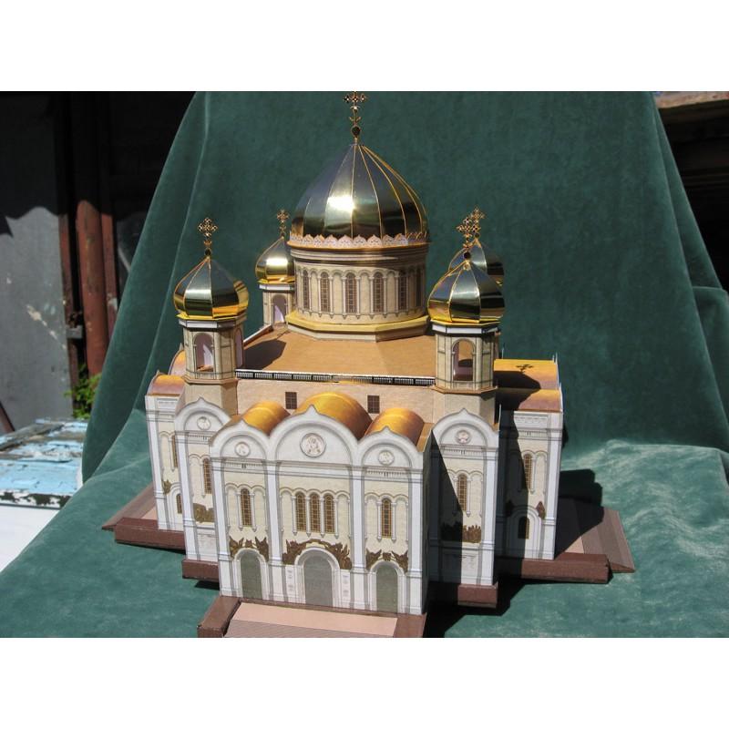 Сделай храм своими руками 5
