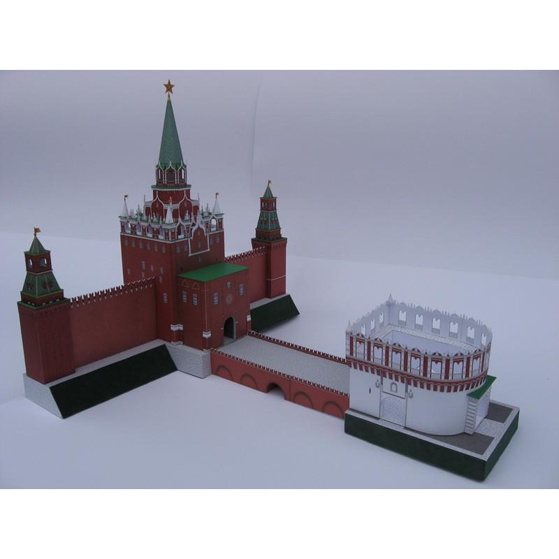 Кремль своими руками фото 187